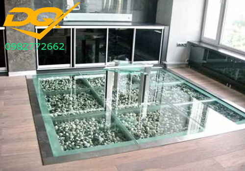 Sàn nhà bằng kính cường lực đẹp#2
