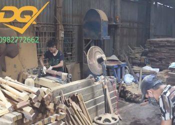 Video ảnh sản xuất trụ và con tiện gỗ tự nhiên đẹp năm 2021